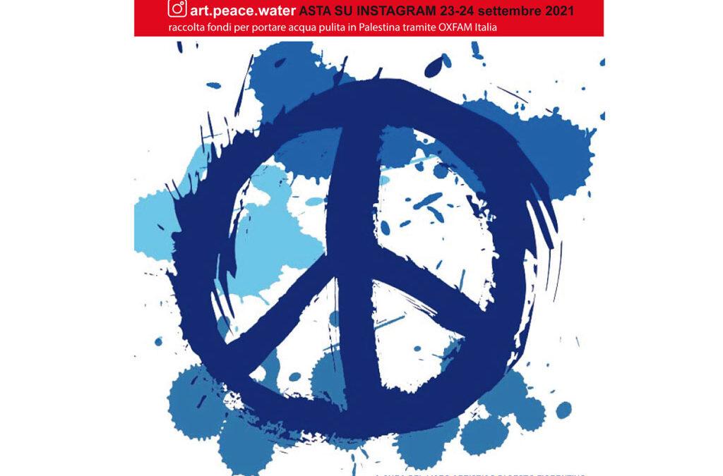 ASTA SU INSTAGRAM art.peace.water 23-24 settembre 2021