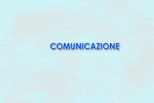 comunicazione Assessore alle Politiche Educative, Dott.ssa Silvia Bicchi