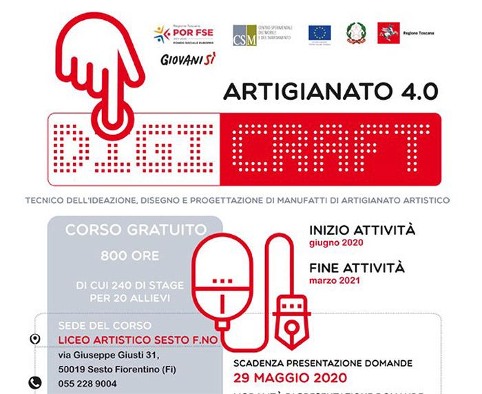 DIGI.CRAFT ARTIGIANATO 4.0