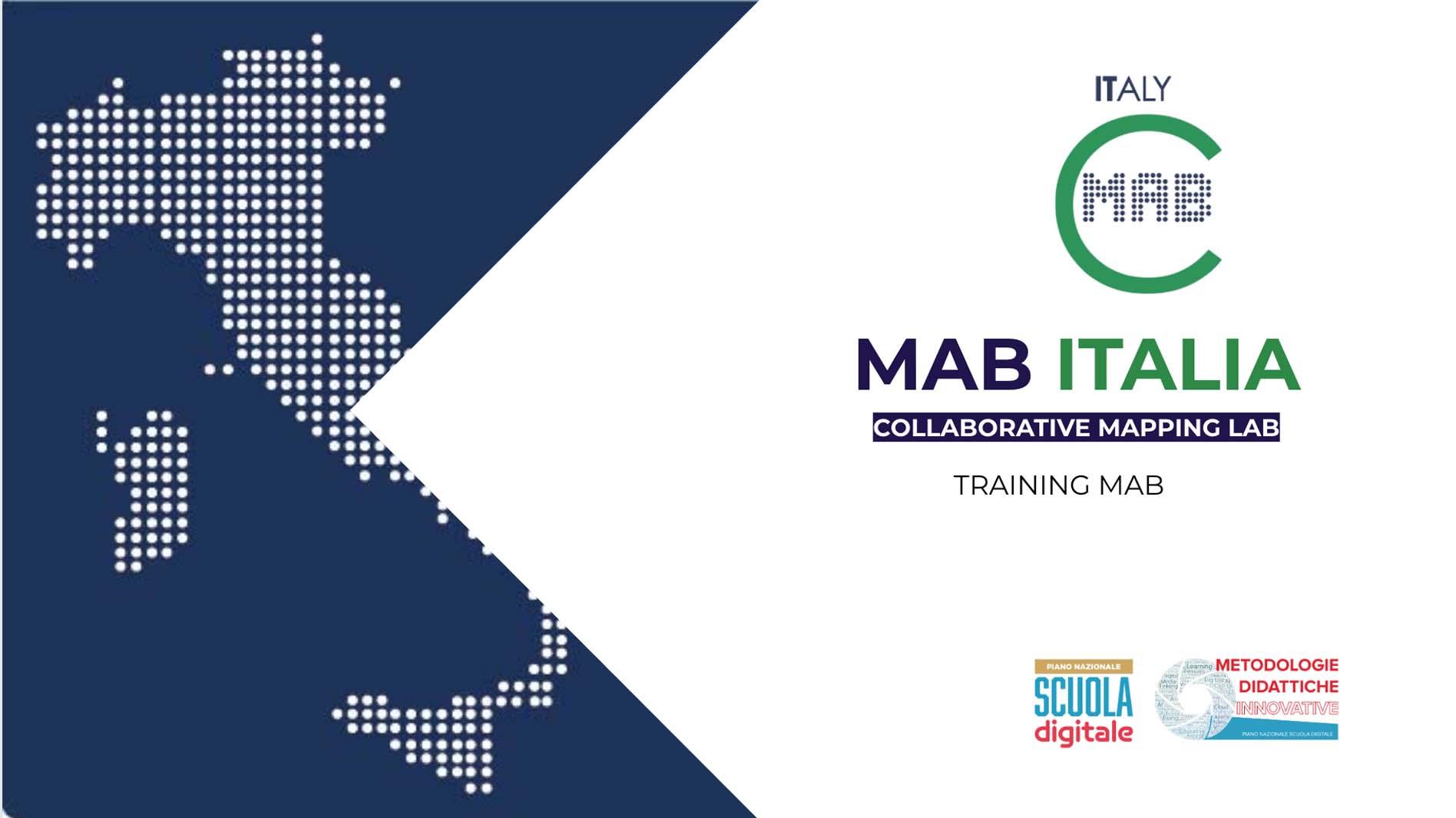 MAB ITALIA sottorete 4: pronti, attenti, via!