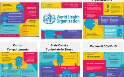 Materiale OMS (Organizzazione Mondiale Sanità)