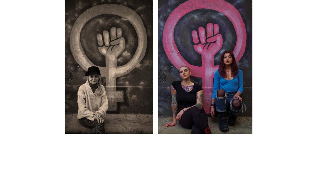 Concorso fotografico WOMEN FOR THE FUTURE