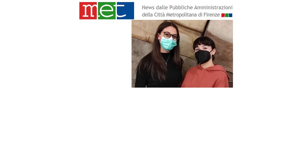 """Due studentesse del Liceo Artistico di Porta Romana e Sesto fiorentino vincono il premio """"Magistr@"""""""