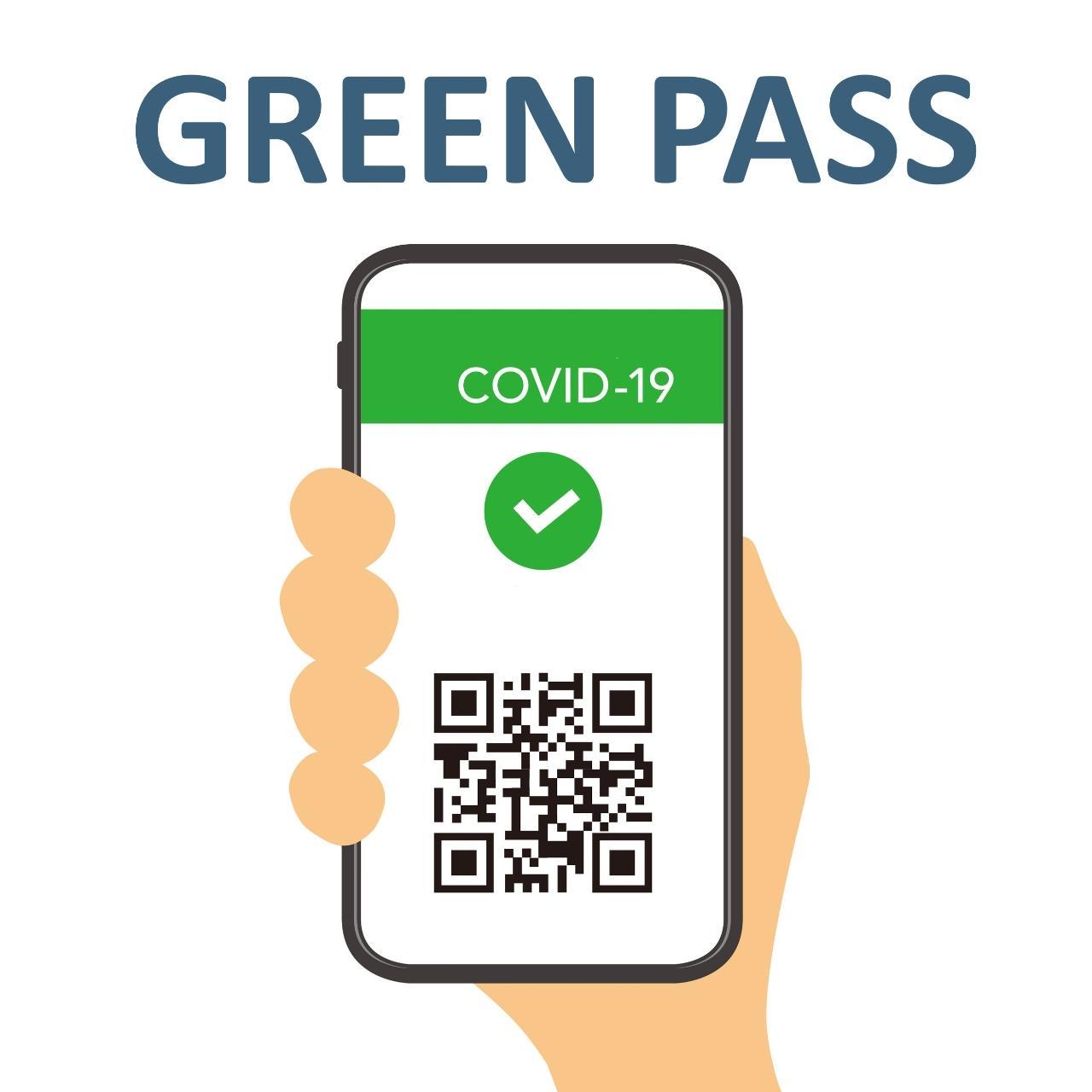 Verifica green pass al personale e a tutti gli esterni