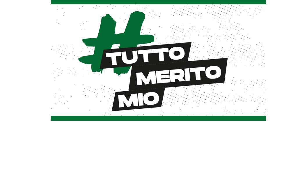 #TUTTOMERITOMIO III edizione