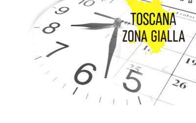 """ORARIO SCOLASTICO -""""ZONA GIALLA"""""""